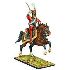 """First Legion: NAP0421 2nd Dutch """"Red"""" Lancers of the Imperial Guard NCO"""