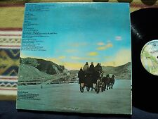 The Doobie Brothers The Captain and Me LP Record
