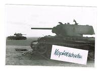 Russland 17.08.42 destroyed heavy soviet tanks Goskowa Panzer Prop. Kompanie 693
