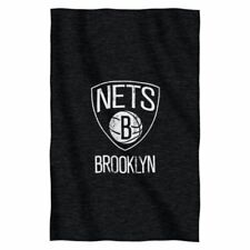 NEW Brooklyn Nets NBA Sweatshirt Throw SIZE 54 X 84