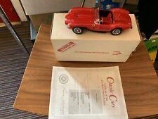 Danbury Mint 1/24 Ferrari 250 Testarossa Roadster 1958  Boxed