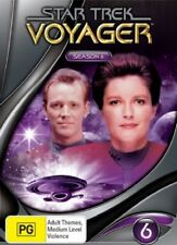 Star Trek Voyager : Season 6 (DVD, 2007, 7-Disc Set)