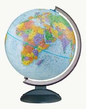 Replogle Globes Traveler Globe, 12-Inch, Blue, Educational Learning Experience