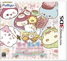 NEW Nintendo 3DS Suichara Sweets Gakkou e Youkoso! JAPAN Sweets Chara Mode game