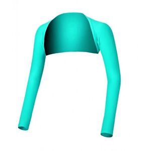 MEGA Shawl Arm Sleeves - Turquoise