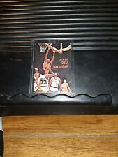1979-1980 OSU BASKETBALL POCKET SCHEDULE. PREOWNED. EXCELLENT CONDITION, IN A