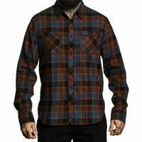 Sullen Art Collective Engelhard Button Up Long Sleeve Shirt MMA Tattoo Clothing