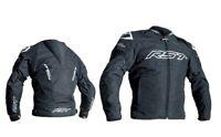 RST TRACTECH EVO R textile noir course BOSSE SPORT MOTO Homologué CE veste