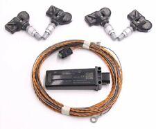 0EM 1Set TPMS Control Unit & Sensor & Plug For MQB AUDI VW Skoda Porsche Mclaren