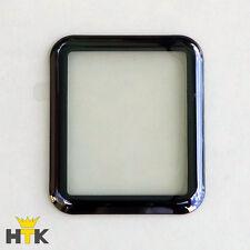 Panzerglas Full Cover für Apple Watch 42 mm  in Schwarz  Displayschutz