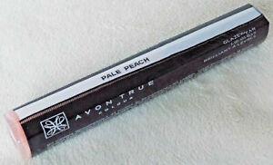 Avon True Colour Glazewear Pale Peach Lip Gloss Lipgloss - new