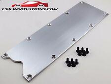 LS1 Valley Cover Plate Billet Aluminum Carbureted conversion LQ4 LQ9