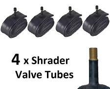 4x 700c 25/28c schrader valve intérieur cycletube 25c 26c 27c 28c AV