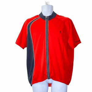 Specialized Cycling Jersey Shirt Mens Size XL
