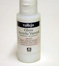Vallejo Auxiliary: Poly Gloss Varnish (60ml) Val 26517