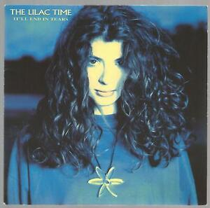 The Lilac Time - It'll End In Tears 1990 UK Indie 45 VG+/EX