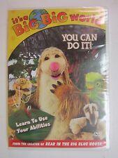 It's a Big, Big, World - You Can Do It (DVD, 2007)- Tim Lagasse, Carol Binion