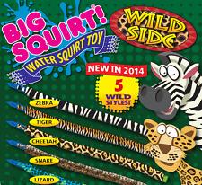 Big Squirt!® - Wild Side Tiger Print