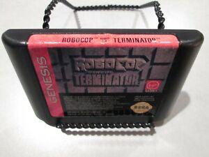 RoboCop vs. The Terminator Sega Genesis Fast Free Shipping!