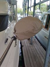 """Boat Grill Cover for Magma Marine Kettle 15"""" Available in 16 Sunbrella Colors"""