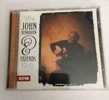 John Renbourn & Friends CD-KPM 646-Blend Of English & Irish-TESTED-RARE VINTAGE