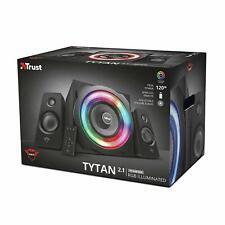 Set Altoparlanti 2.1 con Illuminazione Led RGB WIRELESS Trust Tytan GXT 629
