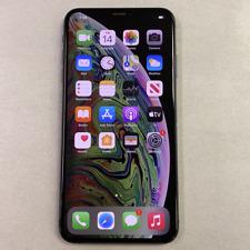 Apple iPhone XS Max - 256GB - Gray (Unlocked) (Read Description) CA1187