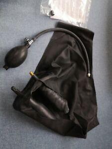 Latex slip Aufblasbar Gr. Xl Damen NP 89,00 € Latex hose bondage