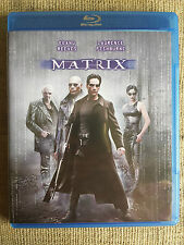 Matrix - con Keanu Reeves e Laurence Fishburne - Blu-ray Disc come nuovo