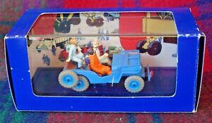 "EDITIONS ATLAS ""TINTIN"" 1/43 1946 Willys Jeep CJ2 ""Destination Moon"" (MIB) 2001"