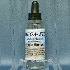 MEGA-STEAM APPLE HARVEST Scented Smoke For Lionel Train Proto Fluid Ligui JTM125