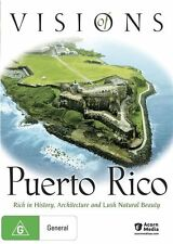 Visions Of Puerto Rico (DVD, 2011) New & Sealed + FREE POSTAGE