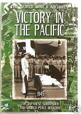THE WORLD WAR II ARCHIVES DVD VICTORY IN THE PACIFIC