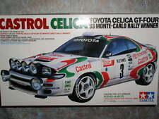 Tamiya 1/24 Toyota Castrol Celica GT-Four '93 Monte-Carlo Rally Car Kit #24125