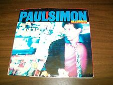 """Paul Simon-Allergies-Think Too Much-7"""" 45-Picture Sleeve-Vinyl Record-NM"""