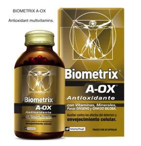 BIOMETRIX A-OX / Multivitamis and antioxidant