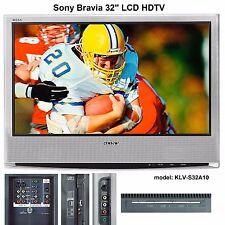 """SONY Bravia 32"""" LCD HDTV Monitor KLV-S32A10"""