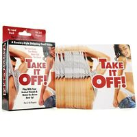 Take It Off! - Adult Fun Party Card Game