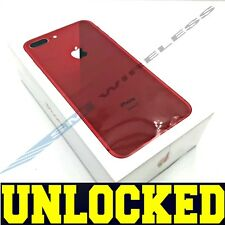 Apple iPhone 8 Plus 256GB RED (UNLOCKED) Verizon | T-Mobile | AT&T *NEW SEALED*