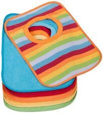 Bavoirs multicolores
