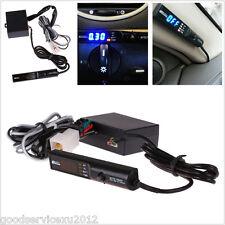 12V Blue LED Display Auto Vehicle Car Turbo Timer Device Black Pen Control Unit