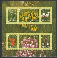 Romania 2006 Flowers MNH Sheet