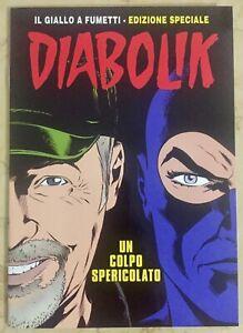 Vasco Rossi Fumetto Diabolik Autografato Nuovo