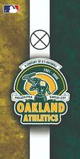 Oakland Athletics Custom Cornhole Boards Wrap MLB Decal Custom Vinyl CDA07