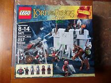 LEGO Lord of the Rings Uruk-hai Army (9471) Building set - New Condition !