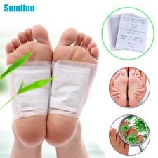 50pcs Kinoki Detox Foot Patches Stress Relaxation Pain Relief Plasters C032