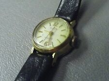 1950/1960 US Time (Before Timex name change) ladies watch 17 Jewel Manual Wind