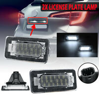 2Pcs Rear LED Number License Plate Light Lamp For TOYOTA COROLLA 300   DY