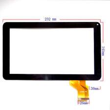 """9"""" Pantalla Táctil Digitalizador De Repuesto Para 9"""" Tableta dh - 0926A1-PG-FPC080-V3.0"""