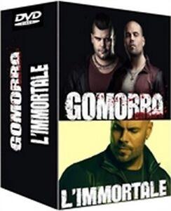 Gomorra - La Serie Completa - Stagioni 1-4 + L'immortale (17 DVD)